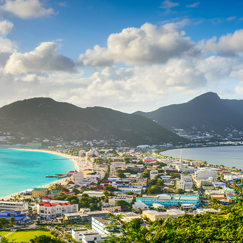Saint Martin and Sint  Maarten